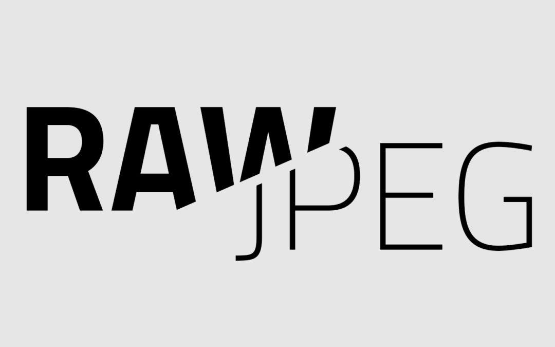 RAW vs. JPEG – was ist der Unterschied?